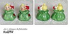 LITTLE GIRL DOLLS SALT AND PEPPER SHAKERS