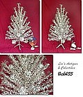 4 FT. EVERGLEAM ALUMINUM TREE WITH PENETRAY COLOR WHEEL