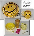 ASSORTMENT OF HAPPY (SMILE) FACE ITEMS