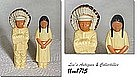 NATIVE AMERICAN FIGURES