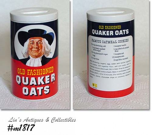 REGAL CHINA -- QUAKER OATS COOKIE JAR