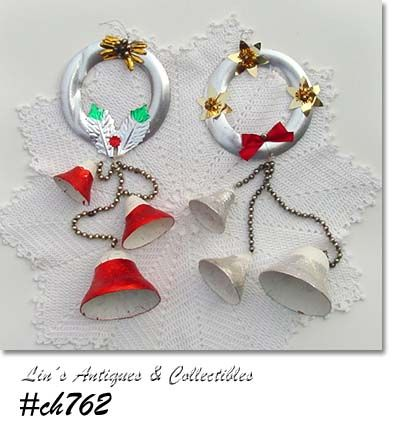 PAPER WREATH AND BELLS (2)