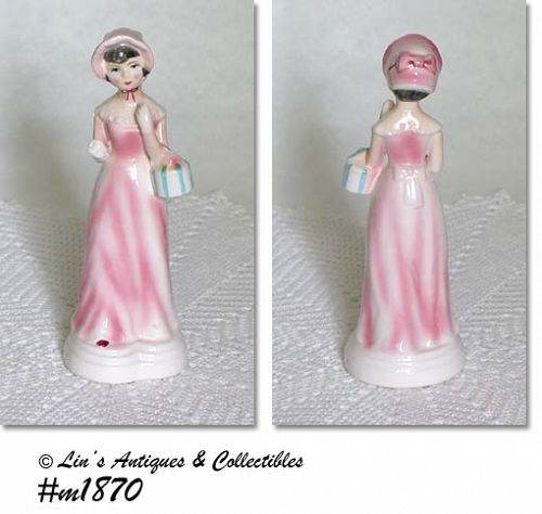 LEFTON -- YOUNG LADY FIGURINE