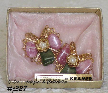 KRAMER PINS IN ORIGINAL BOX