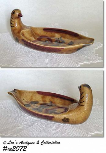 CLEMINSON POTTERY -- BREAD TRAY