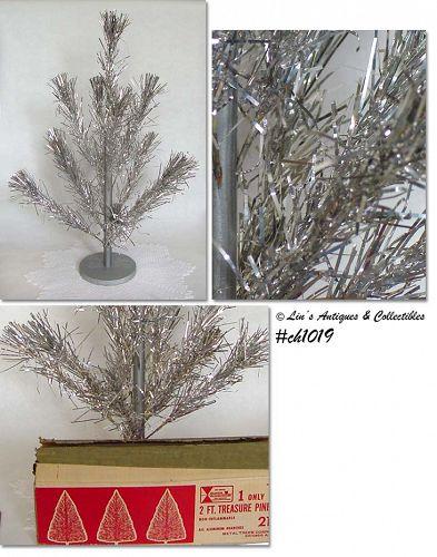 2 FT. ALUMINUM TREE (TREASURE PINE)