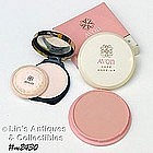 AVON -- COMPACT AND CAKE MAKE-UP