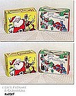 TWO CHILDREN'S COOKIE / CANDY BOXES
