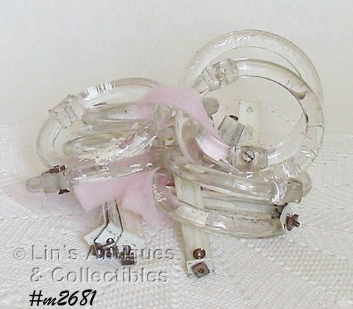 GLASS DRAPE / DRAPERY HOLDERS (9)