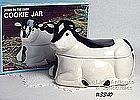 McCOY POTTERY � COW COOKIE JAR (MIB)