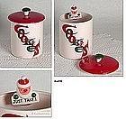 HOLT HOWARD CHRISTMAS COOKIE JAR