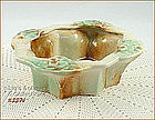 McCOY POTTERY � RUSTIC LINE PLANTER