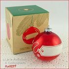 �GREETING ORNAMENT� IN ORIGINAL BOX