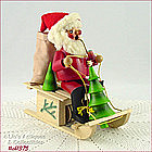 WEST GERMANY STEINBACH �SMOKING� SANTA IN ORIGINAL BOX