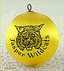 JASPER (INDIANA) WILDCATS ORNAMENT (1987)