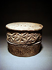 Warring-states period pottery censer