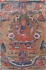 Titetan thangka of dalelianshi
