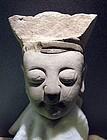 Song dynasty buddha head
