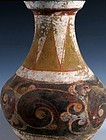 Han dynasty lovely pot