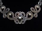 Reveriano Castillo Reveri Vintage Mexican Necklace