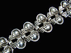 Margot de Taxco Mexican Silver 5240 Wings Bracelet