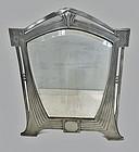 WMF Art Nouveau Jugendstil Secessionist large Mirror