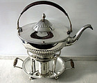 Old Sheffield Tea Kettle C.1798