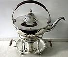 Old Sheffield Tea Kettle C.1798
