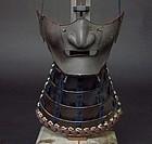 Samurai Armor Mask. Edo period