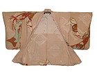 Lovely Japanese Colorful Women's Silk Haori