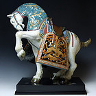 Lladro Oriental Horse (glazed) 65/1000