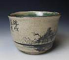 Edo Period Kenzan Style Hachi