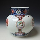 Arita Porcelain Vase by Kakiemon XII