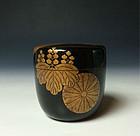 Antique Maki-e Lacquer Natsume by Nakamura Sotetsu