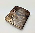 Edo Period Maki-e Inro
