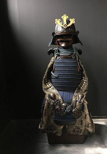 Edo Period Samurai Yoroi (armor)