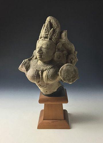 Bust of Woman, Madhya Pradesh