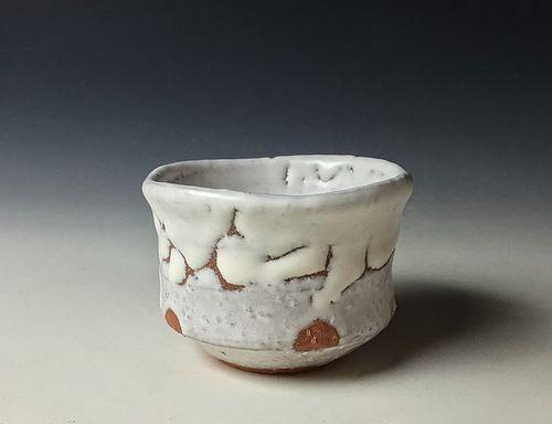 Hagi Guinomi by Higuchi Taikei