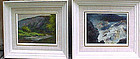 Pr CHARLES MacDONALD MANLY CANADIAN OIL PAINTINGS