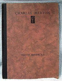 CHARLES MERYON PRINT COLLECTORS CLUB BOOK #126/500