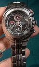 PULSAR CHRONOGRAPH STAINLESS MAN'S WRISTWATCH
