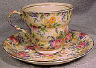 James Kent ROSALYNDE CHINTZ CUP and SAUCER