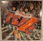 TEAZE - S/T FORCE ONE LP SEALED!!! Canadian Hard Rock