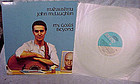 JOHN McLAUGHLIN - MY GOALS BEYOND Ryko CLEAR WAX LP