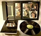 Scarce BEATLES - LET IT BE BOX SET LP WITH BOOK - Orig!