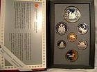 CANADA 1989 DOUBLE DOLLAR PROOF COIN SET IN CASE
