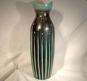 Beswick 1398 Colin Melbourne 1950s Modern Vase