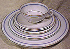 Ahrenfeldt Limoges LUDOVIC CHINA - Assorted Pieces