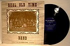 Rare THE BAND- REAL OLD TIME BAND 2LP Live Concert LP