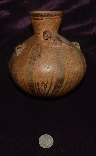 Pre-Columbian ~ MAYAN ~ Zoomorphic BOWL
